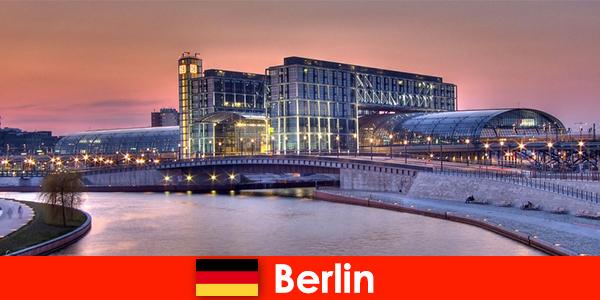 Германия Берлин семейное путешествие