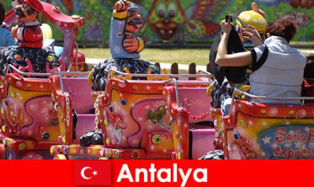 Хороший семейный отдых в Анталии в Турции