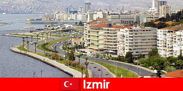 Острова в Турции Измир