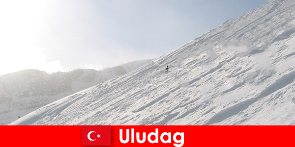 Зимний отдых в Турции Улудаг