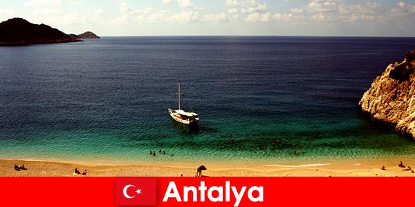 Эмиграция в Турцию в Анталия