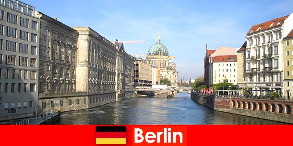 Советы для семейного отдыха с детьми в Берлине, Германия
