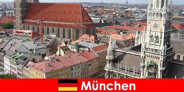 Как отдыхающий с пробежками или фитнесом в городе Мюнхен
