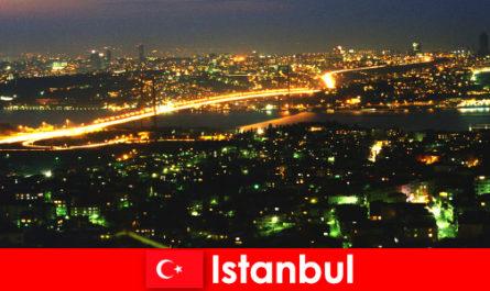 Большой город Стамбул всегда стоит посетить туристам