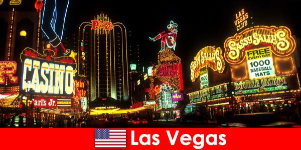 Развлечения в Лас Вегасе и советы для путешественников