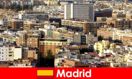 Советы путешественникам и информация о столице Мадриде в Испании