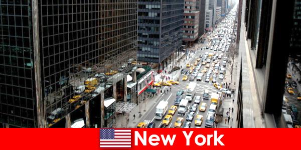 Опыт дешевых каникул в большом городе Нью-Йорке