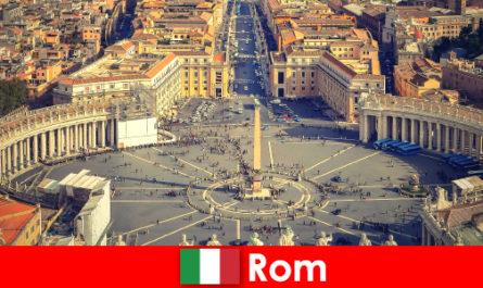 Лучшее время для поездки в Рим - погода, климат и рекомендации