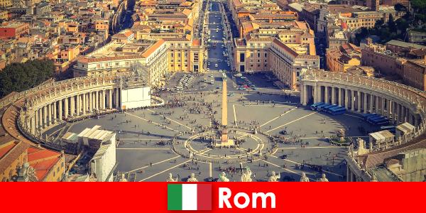 Лучшее время для поездки в Рим — погода, климат и рекомендации