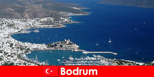 Удобно эмигрировать в город Бодрум в Турции
