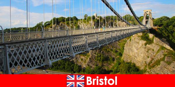 Активный отдых в Бристоле с экскурсиями или экскурсиями