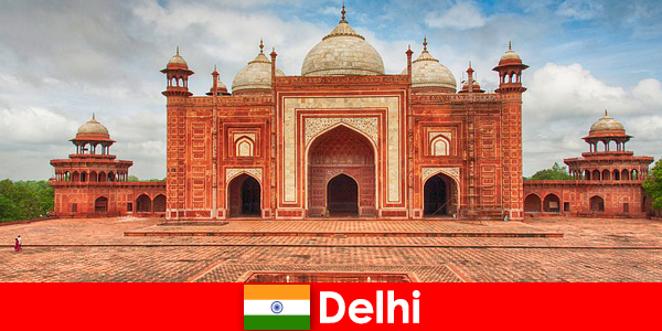 Путешественники могут найти лучшие достопримечательности в Индии в Дели
