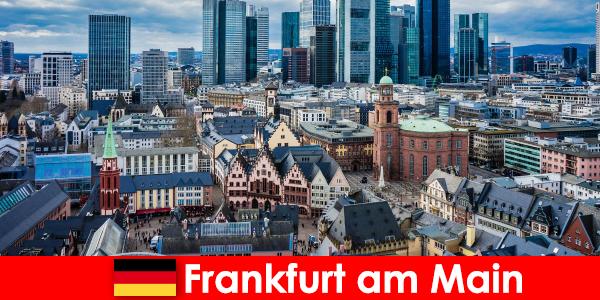 Роскошная поездка в город Франкфурт-на-Майне для ценителей