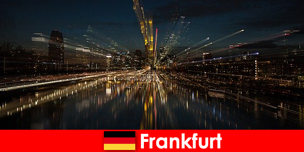 Франкфурт Европейский транспортный узел для иностранцев в Германии