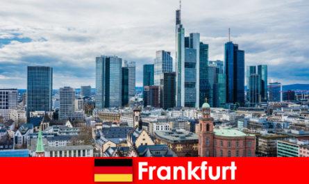 Туристические достопримечательности во Франкфурте, мегаполисе для высотных зданий