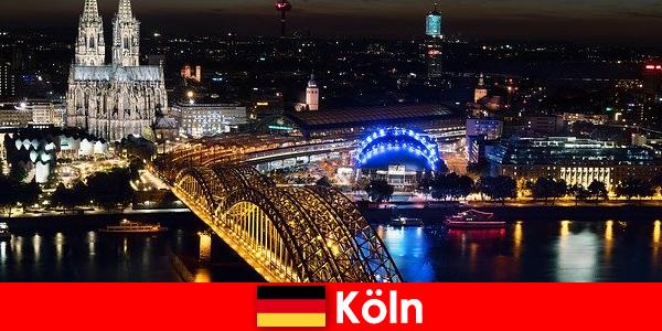Музыка, культура, спорт, тусовочный город Кельн в Германии для всех возрастов