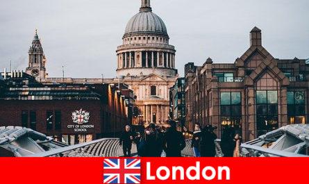 В Лондоне есть всемирно известные современные музеи с бесплатным входом