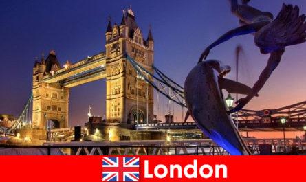 Лондон - современная дорогая столица, известная своими традициями