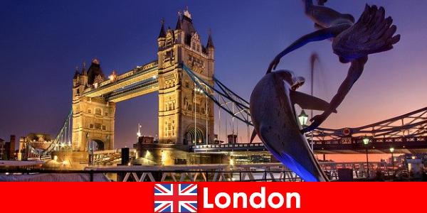 Лондон — современная дорогая столица, известная своими традициями