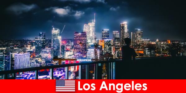 Поездка в Лос-Анджелес, что следует учитывать для начинающих посетителей