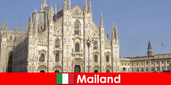 Путешествие в Милан Италия Художественная культура Эксклюзив
