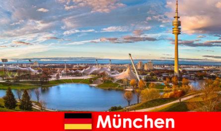 Мюнхен Искусство и культура Туризм Музеи Театры Опера