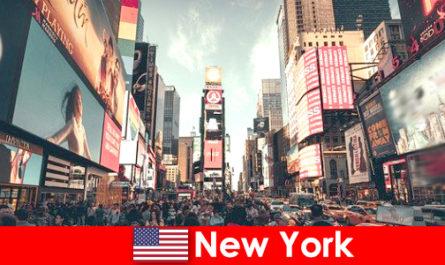 Шоппинг в Нью-Йорке обязателен для миллионов путешественников