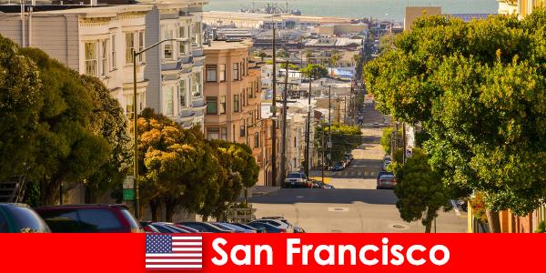 Климат в Сан-Франциско и когда лучше всего путешествовать
