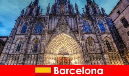 Барселона вдохновляет каждого гостя свидетельствами тысячелетней культуры