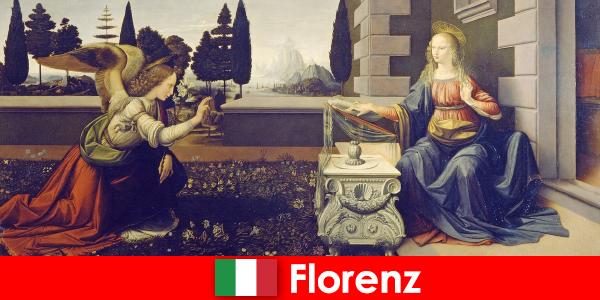 Туристы знают о культурном значении Флоренции для изобразительного искусства