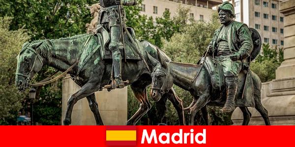 Мадрид является толпой для всех любителей художественного музея