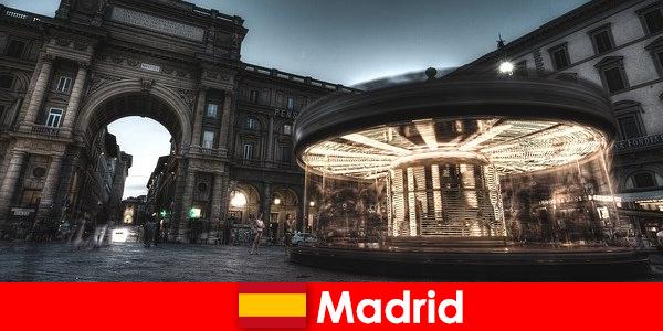 Мадрид, известный своими кафе и уличными торговцами, стоит того, чтобы отдохнуть в городе