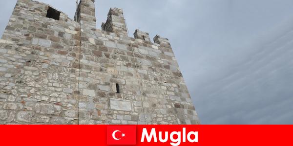 Приключение к руинам Мугла в Турции