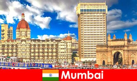 Мумбаи - важный мегаполис Индии для бизнеса и туризма