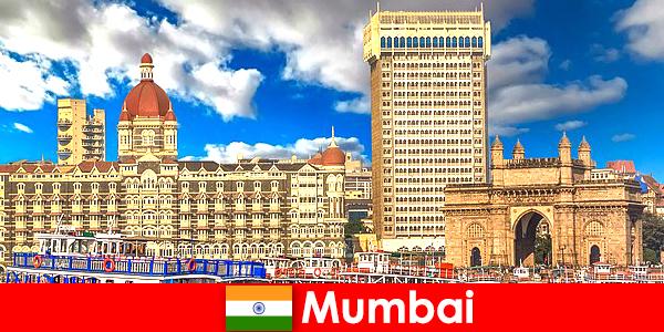 Мумбаи — важный мегаполис Индии для бизнеса и туризма