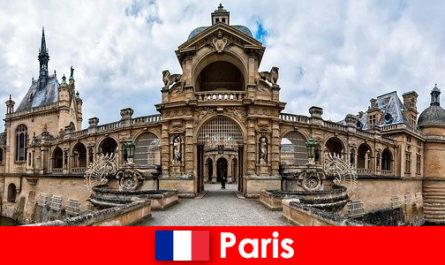Достопримечательности и интересные места в Париже для любителей искусства и истории