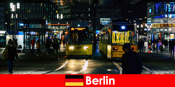 Проституция в Берлине с горячими эскорт-шлюхами из ночной жизни