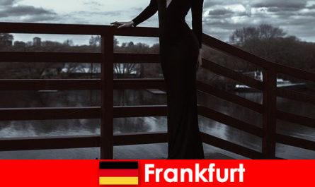 Чувственные эскорт-менеджеры во Франкфурте-на-Майне балуют своих клиентов с головы до ног