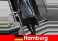 Элегантные дамы в Гамбурге балуют путешественников эксклюзивным сдержанным эскорт-сервисом.
