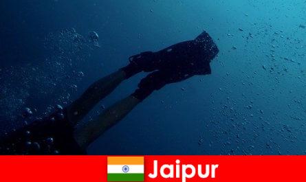 Водные виды спорта в Джайпуре - лучший совет для дайверов