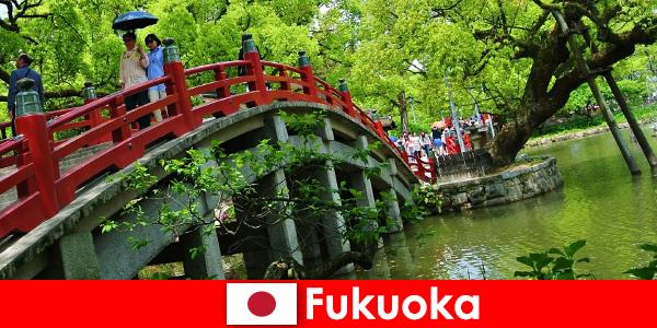 Для иммигрантов Фукуока — это непринужденная интернациональная атмосфера с высоким качеством жизни.