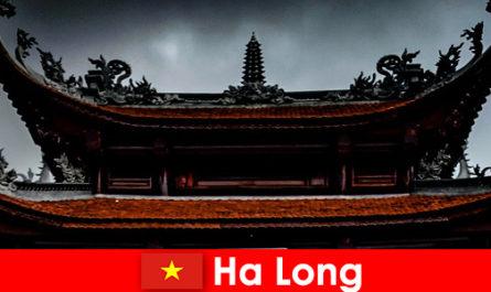Халонг известен как культурный город среди незнакомцев