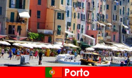 Порту всегда является популярным местом для пеших туристов и отдыхающих с ограниченным бюджетом.
