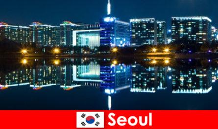 Сеул в Южной Корее - очаровательный город, в котором традиции сочетаются с современностью.