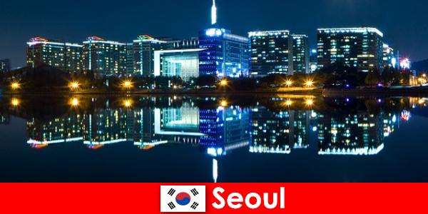 Сеул в Южной Корее — очаровательный город, в котором традиции сочетаются с современностью.
