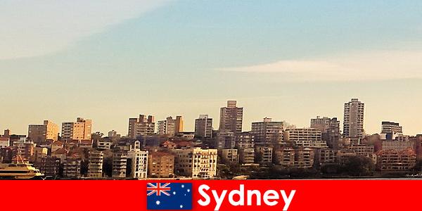 Сидней известен среди иностранцев как один из самых мультикультурных городов мира.