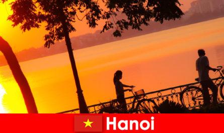 Ханой - бесконечное развлечение для путешественников, которые любят жару