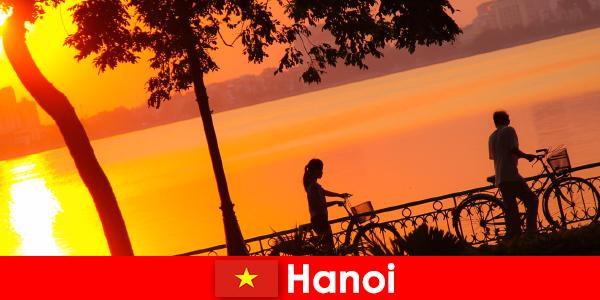 Ханой — бесконечное развлечение для путешественников, которые любят жару
