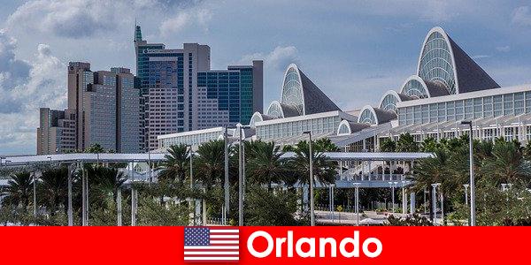 Орландо — самое посещаемое туристическое направление в США.