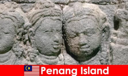 На острове Пенанг есть множество достопримечательностей в одном лице.